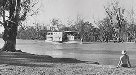History and Heritage - Mildura Houseboats