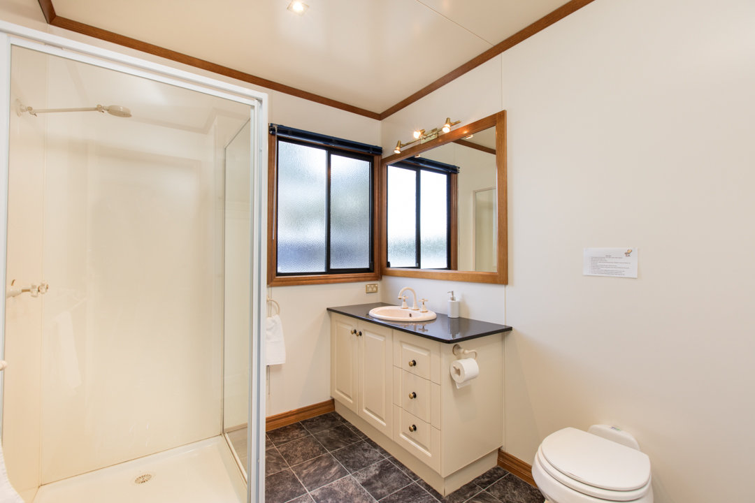 Classic Houseboat - Bathroom